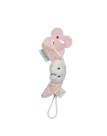 Little dutch spenenketting roze LD4610