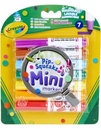 Crayola 7 Mini Afwasbare...