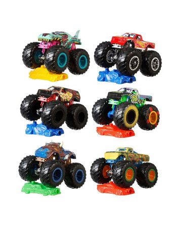 Hotwheels monster truck...
