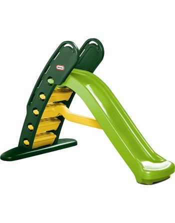 Little Tikes rz Glijbaan green