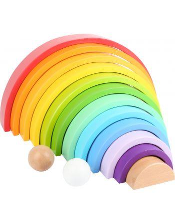 Bouwstenen Rainbow XL...