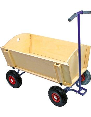 Bolderwagen hout