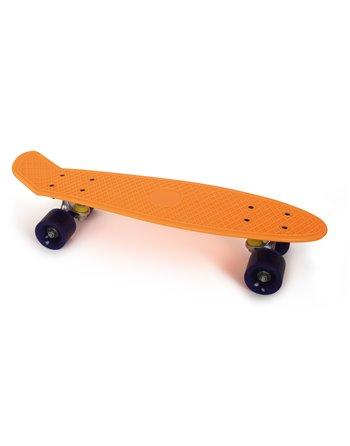 "Skateboard ""Neon Orange"""