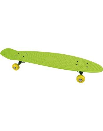 Green Lightning Skateboard