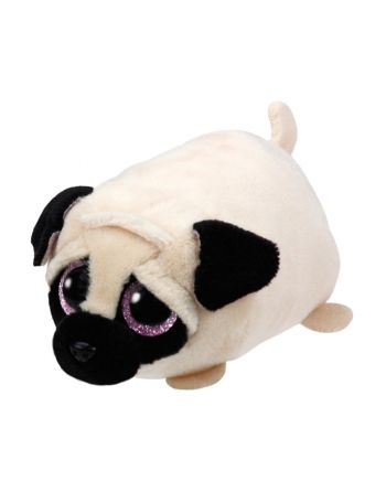 Ty Teeny Ty's Candy Pug Dog...