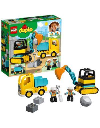 Lego 10931 Duplo Truck En...