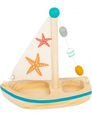 Water speelgoed zeilboot...