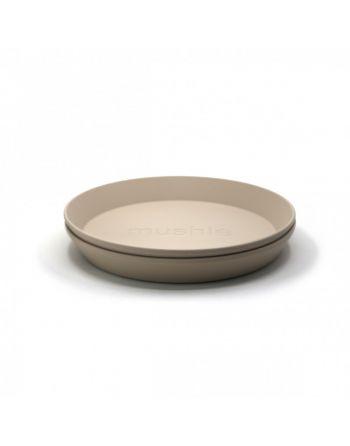 Mushie - Plates Round -...