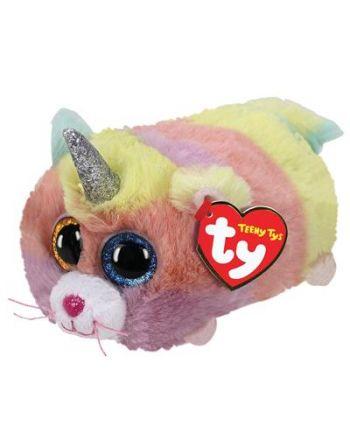 TY TEENY TY'S HEATHER CAT 10CM
