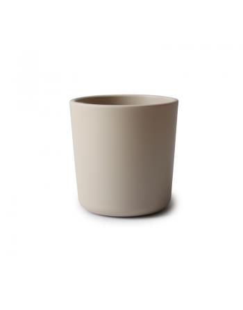 Mushie - Cup Vanilla (2pcs)