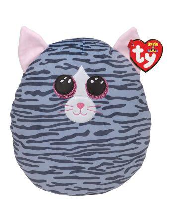 TY Squish a Boo Kiki Cat 31cm