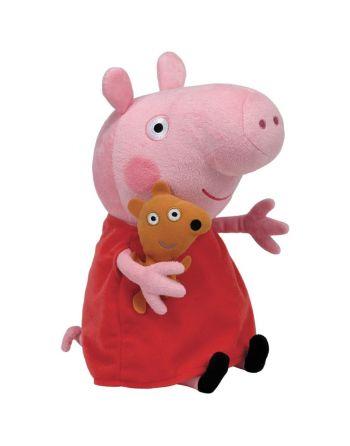 Ty Peppa Pig Peppa 15cm