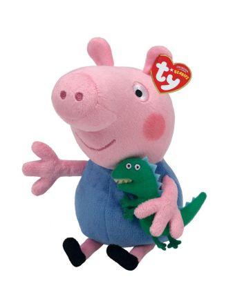 Ty Peppa Pig George 15cm