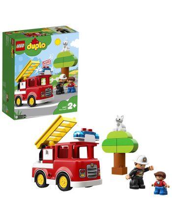 Lego Duplo Brandweerwagen