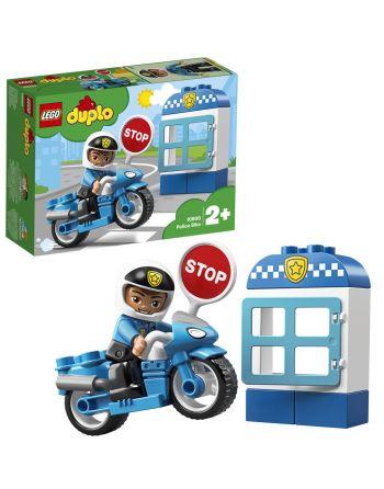 Lego Duplo Politiemotor