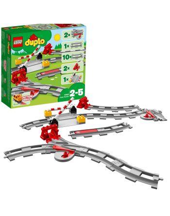 Lego Duplo Treinrails