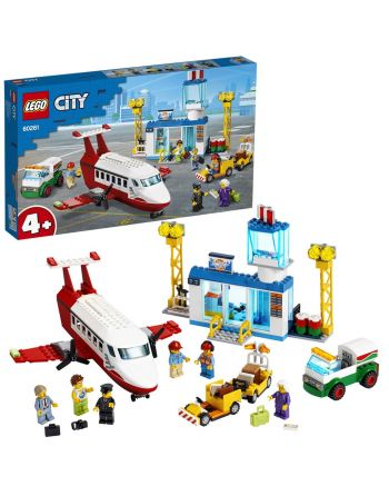 Lego City Airport Central...