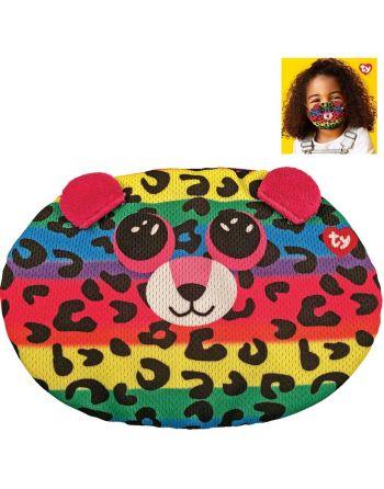 TY Mondmasker Dotty Leopard