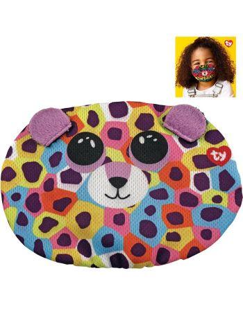 TY Mondmasker Giselle Leopard