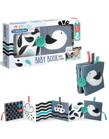 Clementoni Baby Book