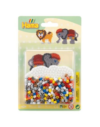 Hama 4183 Wild Animals...