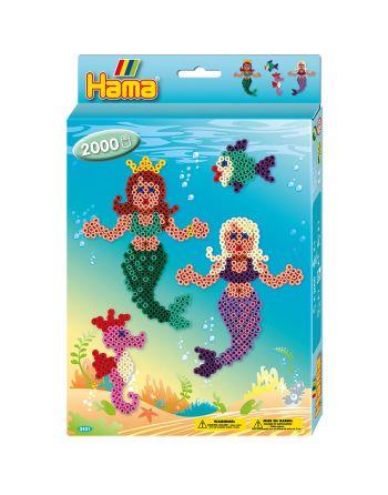 Hama 3431 Mermaids 2000st