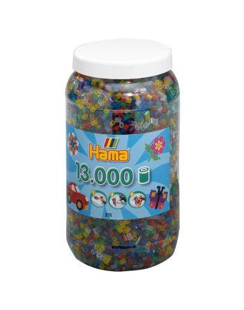 Hama 211-53 Tub 13000 Beads...