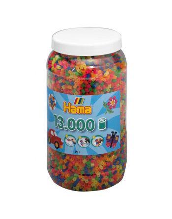 Hama 211-51 Tub 13000 Beads...