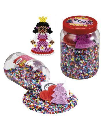 Hama 2020 Tub 7000 Beads...