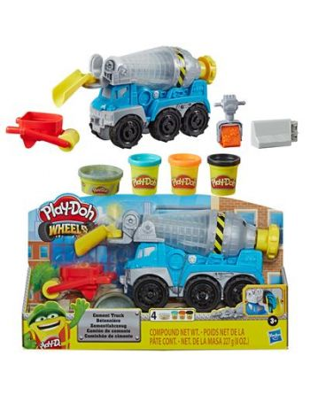 Play-Doh Wheels Cement Mixer