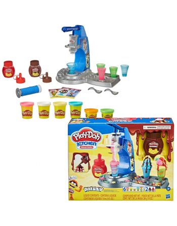 Play-Doh Drizzle Ijsjes...