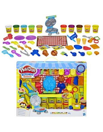 Play-Doh Barbeque