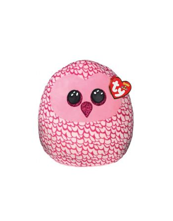 Ty Squish a Boo Pinky Owl 20cm