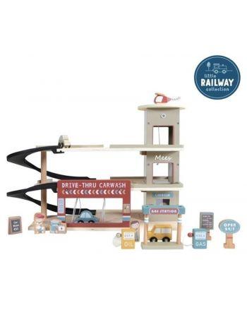 Little Dutch Railway Garage...