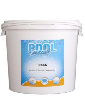 Pool Power Shock Granulaat 5kg