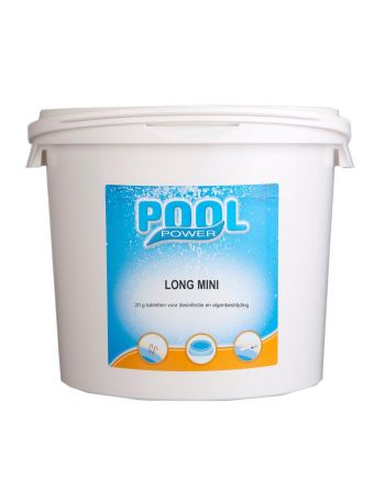 Pool Power Long Mini 20gr 5 Kg