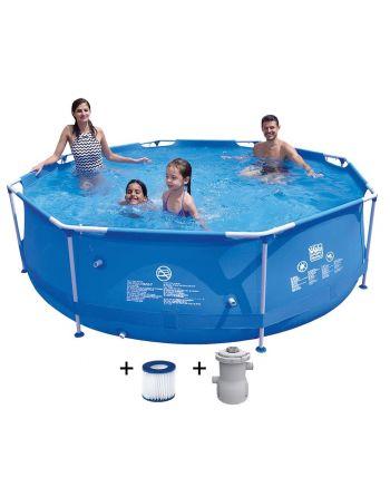 Wehncke Frame Pool 300x76cm