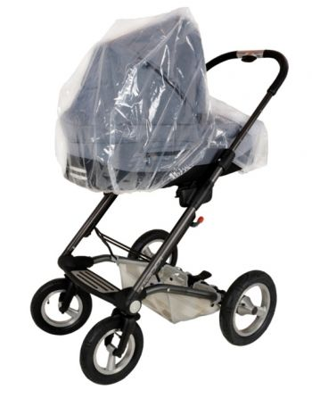 Regenhoes voor Kinderwagen...