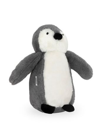 Knuffel Pinguïn - Storm Grey