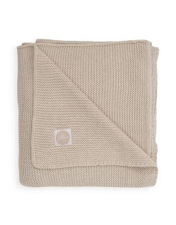 Wieg Deken Basic Knit...