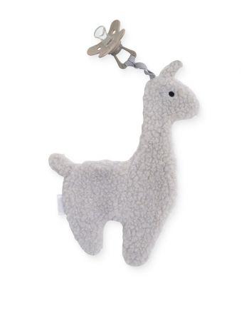 Speendoekje Lama - Grey