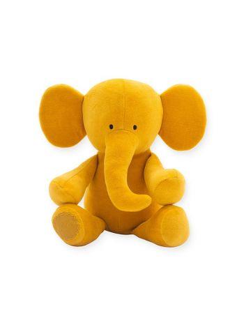 Knuffel Elephant - Mustard