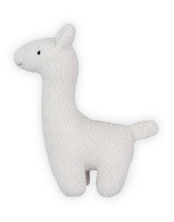 Knuffel Lama XL - Off-white