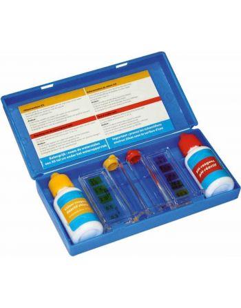 Test kit Chloor + pH bepaling