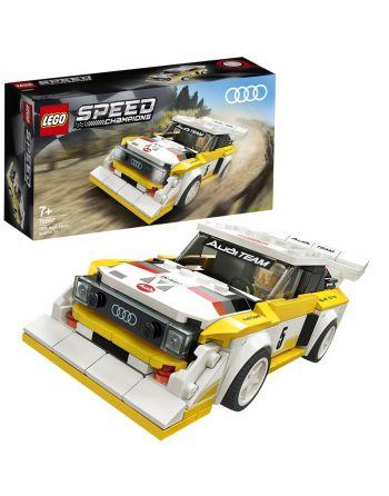 Lego 76897 Champions Audi...
