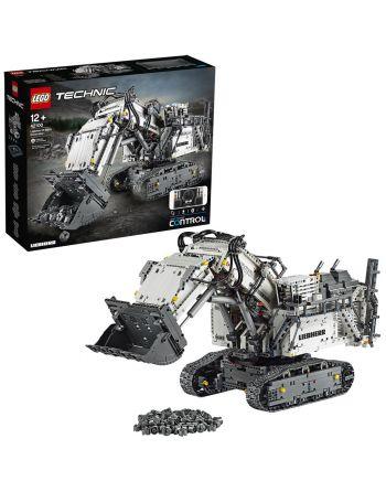 LEGO 42100 TECHNIC LIEBHERR...