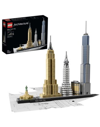 LEGO 21028 ARCHITECT NEW YORK