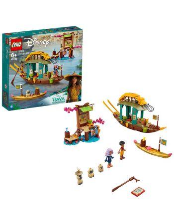 LEGO 43185 DISNEY PRINCESS...