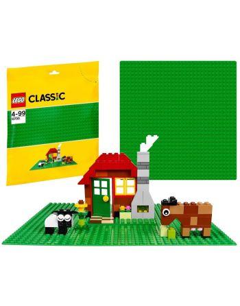 LEGO 10700 CLASSIC PLAAT GROEN