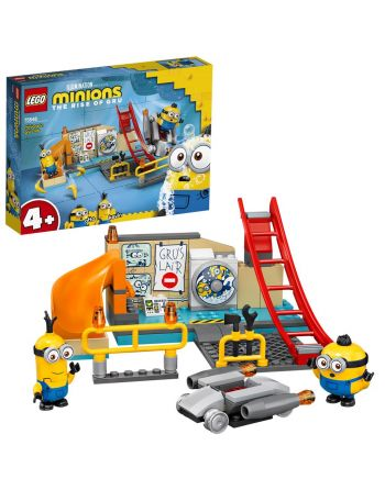 LEGO 75546 MINIONS GRU LAB